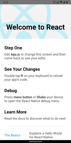 Blog · React Native